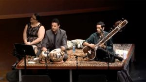 Arjun Verma, Jack Perla, Javad Butah: Sitar, Piano, and Tabla Improvising Together